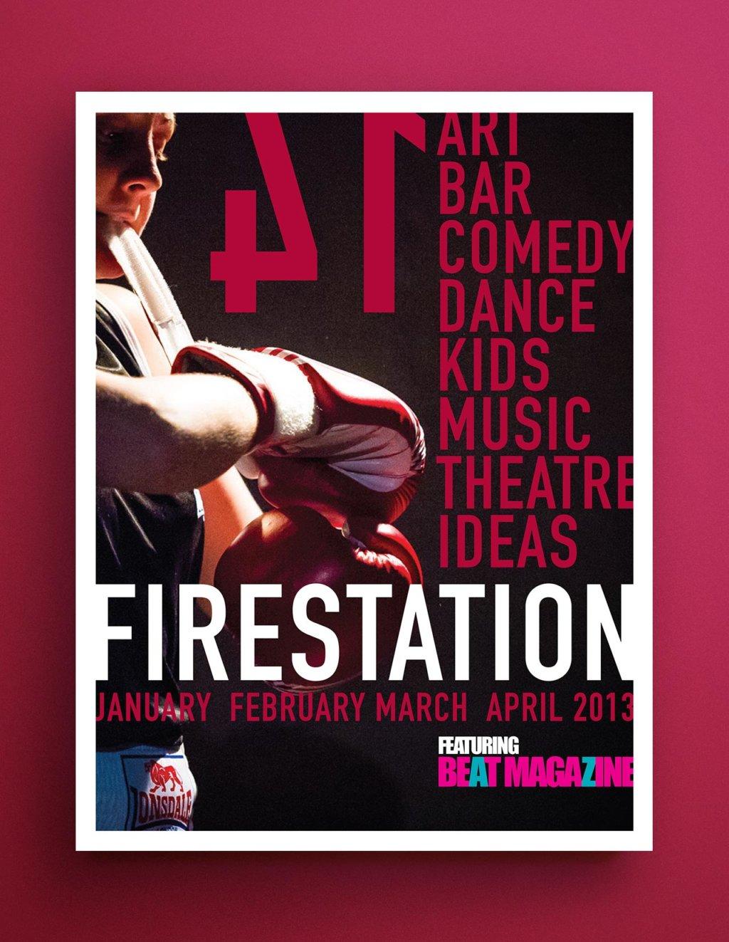 Firestation programme cover