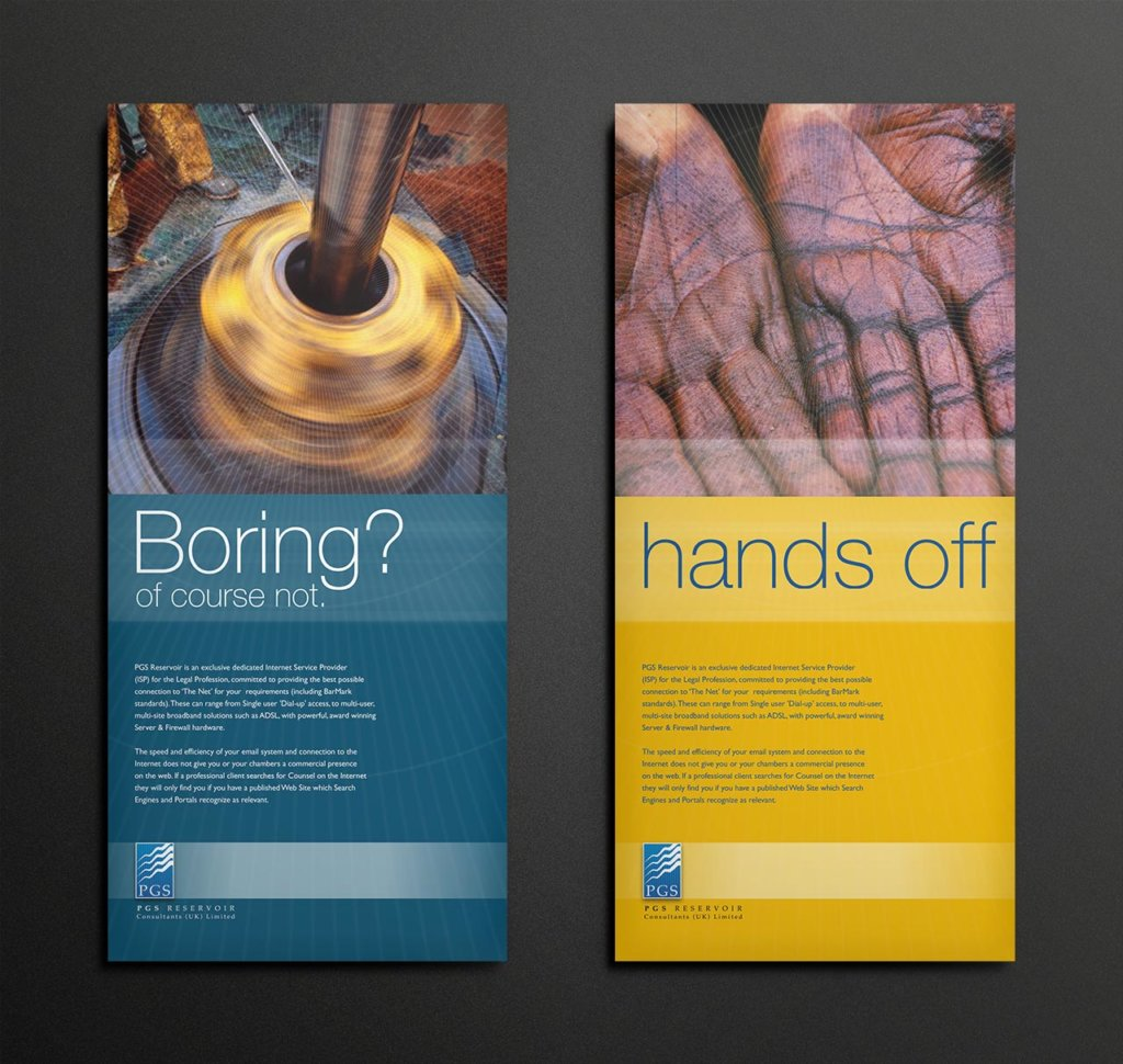 PGS Reservoir leaflets