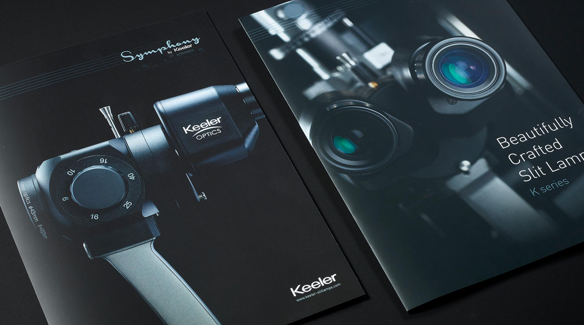 Keeler Symphony brochures