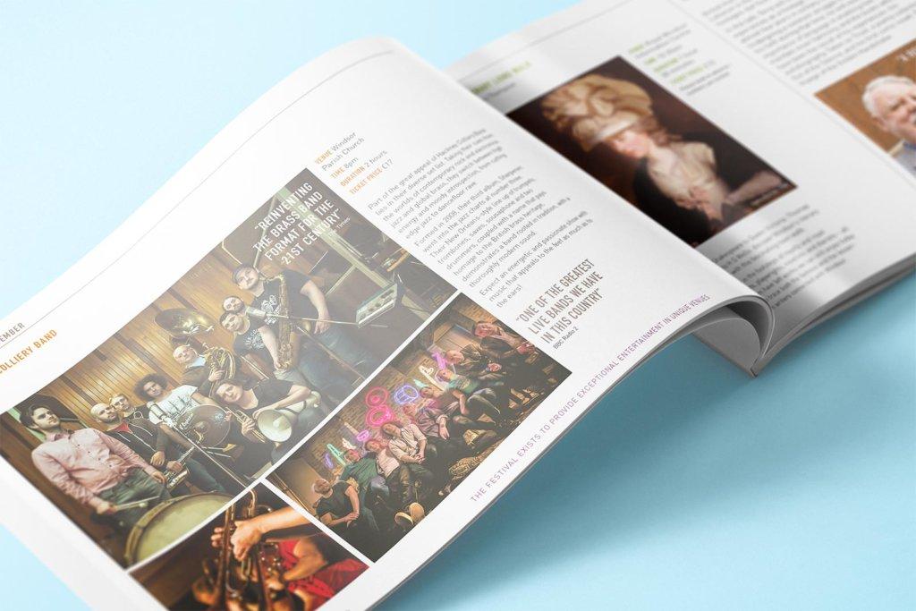 windsor festival brochure inside spread