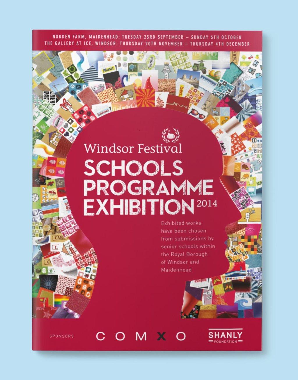 Windsor Festival Schools Programme Exhibition programme