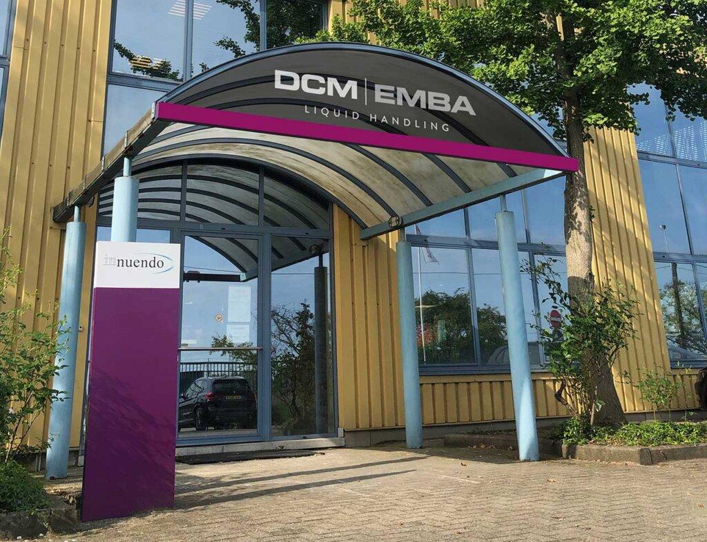 DCM EMBA front porch